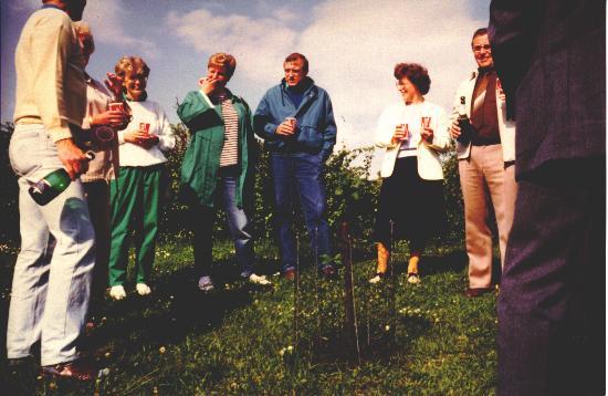 25 Jahre Turnfest-Eiche